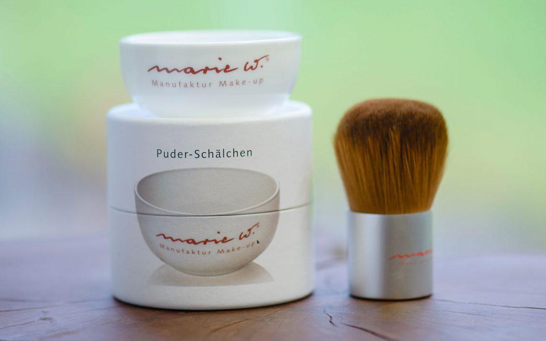 MarieW Make up – Der große Unterschied